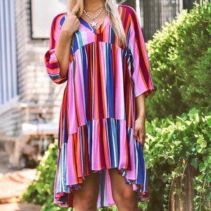 NWOT Karlie Lovely Babydoll Dress